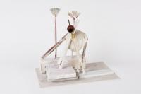 Zapomniana rzeźba - wystawa w Lescer
