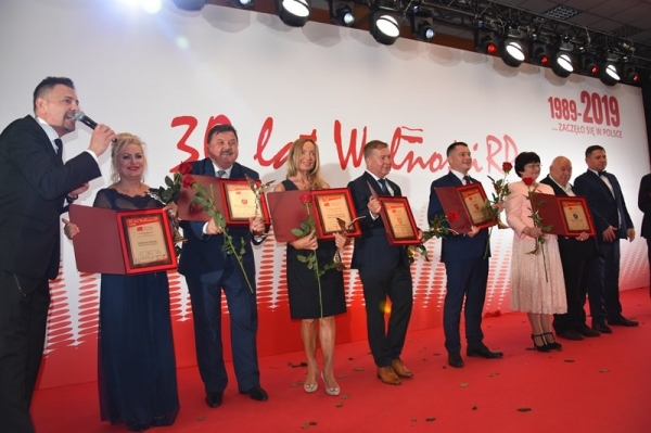Nagroda specjalna dla Wójt Gminy