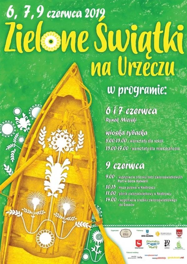 Zielone Świątki na Urzeczu
