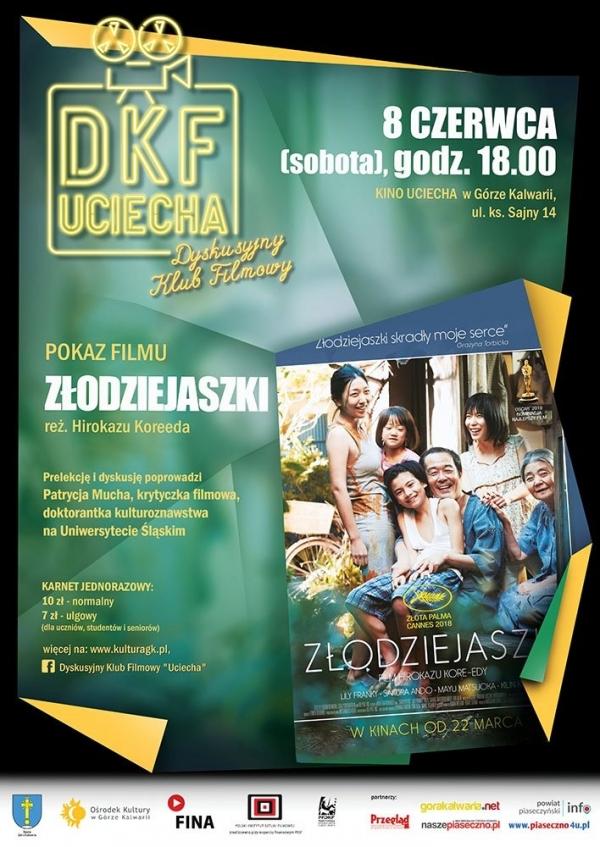 DKF Uciecha - Złodziejaszki