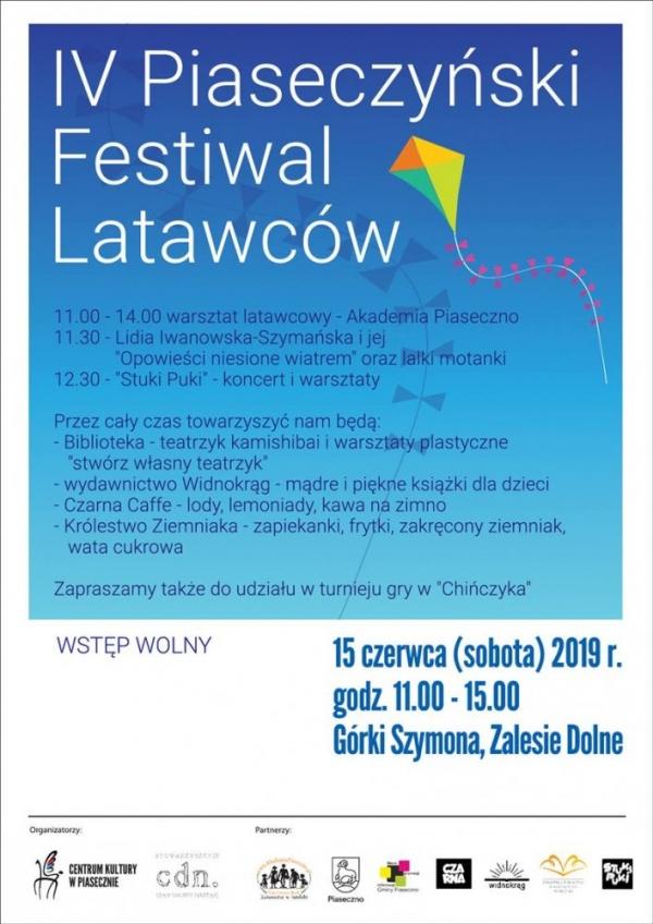 IV Piaseczyński Festiwal Latawców