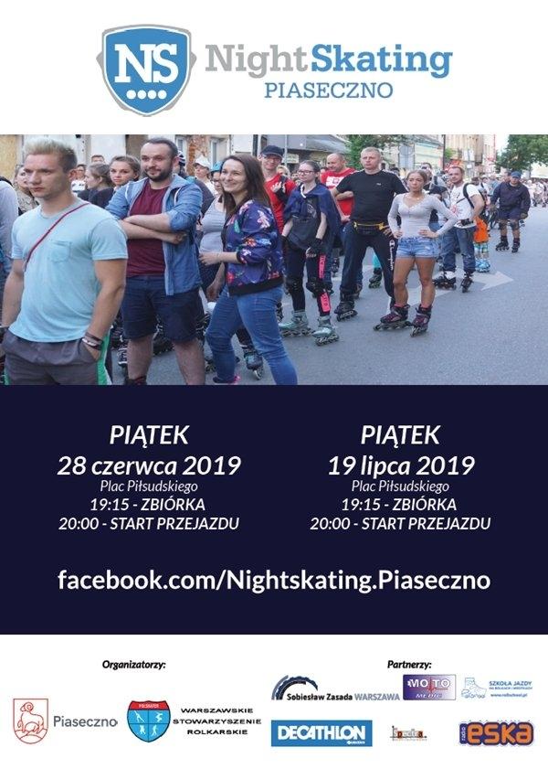 Nightskating Piaseczno #3