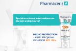 Specjalna ochrona przeciwsłoneczna dla skór problemowych PHARMACERIS A MEDIC PROTECTION – KREM SPECJALNA OCHRONA SPF 100+