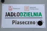 Inauguracja jadłodzielni w Piasecznie