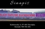 Sinapis - Blachy Ttrapezowe