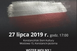 Koncert charytatywny na rzecz polskich kombatantów ze wschodu