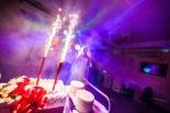Dj, akordeon, karaoke , ciężki dym