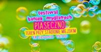 Festiwal Baniek Mydlanych w Piasecznie
