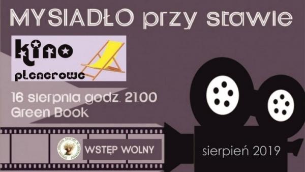 Kino plenerowe w Mysiadle - Green Book
