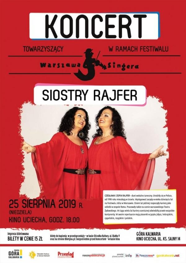 Festiwal Singera w Górze Kalwarii