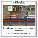 Specjalista ds. techniczno-handlowych, branża sanitarno-grzewcza, Piaseczno