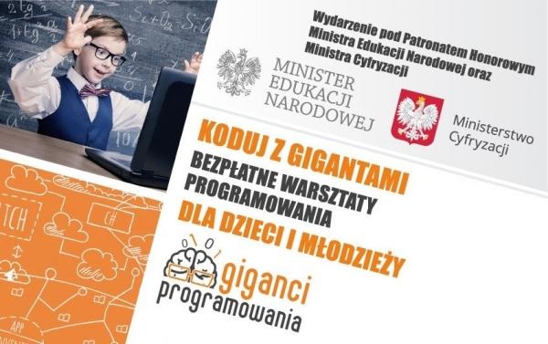 Zostań Gigantem Programowania! Bezpłatny kurs w Piasecznie