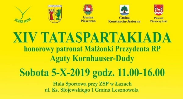 XIV Tataspartakiada w Łazach