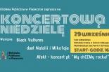 Koncert rockowy w CEM Piaseczno – Black Vultures, Natalia i Mikołaj, Afekt