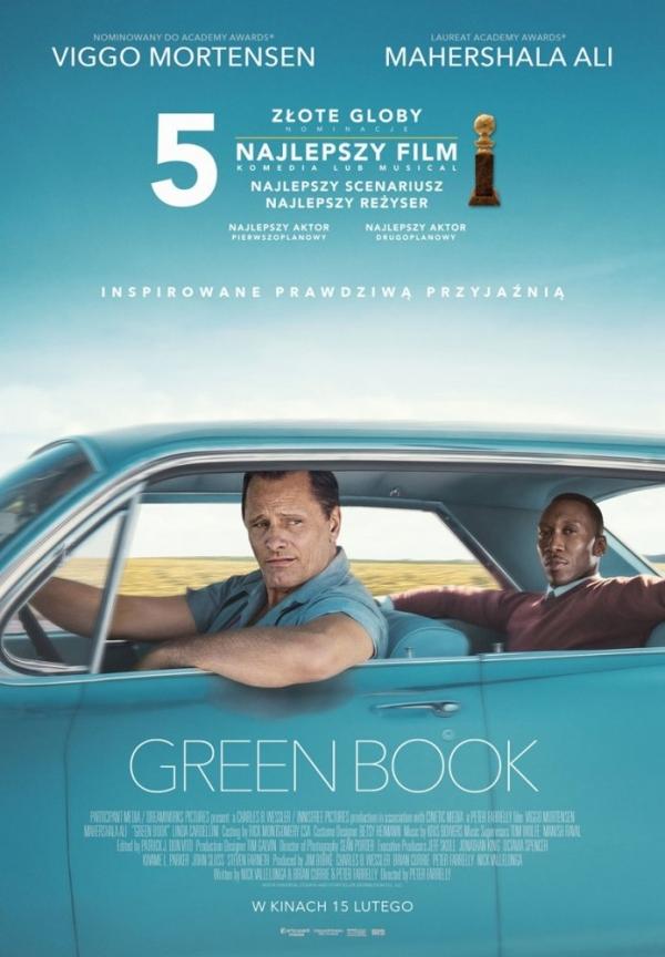 Green book - pokaz filmu w Górze Kalwarii