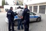 """Podejrzewany o tzw. """"wyrwy"""" w rękach Policji"""