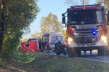 Śmiertelne potrącenie rowerzysty! Apelujemy o ostrożność na drogach!