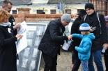 Kwesta na cmentarzu parafialnym i komunalnym w Piasecznie