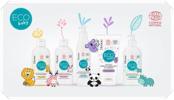 Eco Baby - naturalne kosmetyki dla najmłodszych od Lirene