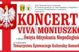 VIVA MONIUSZKO - KONCERT MUZYKI POLSKIEJ
