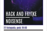 Hack and Frytke i NOISENSE wystąpią na koncercie z cyklu KONTAKT