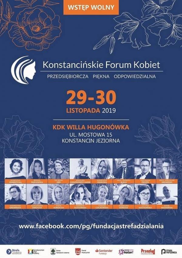 Konstancińskie Forum Kobiet