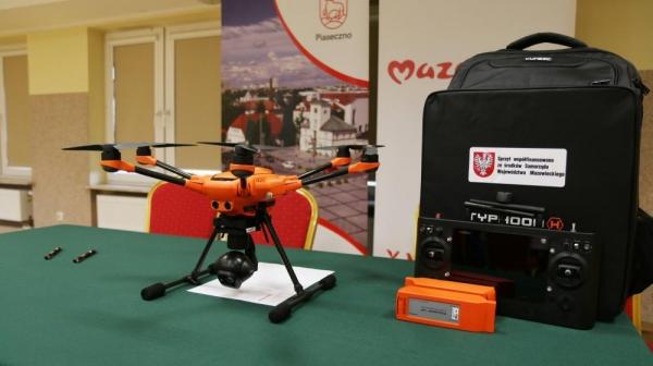 Dron dla OSP Jazgarzew