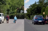 Parkując pomyśl o innych uczestnikach ruchu drogowego!