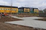 Powstaje nowy skwer przy ul. Żytniej w Piasecznie