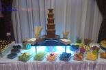 fontanna czekoladowa czekolady wynajem z obsługą