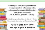 Zbiórka książek dla polskiej szkoły