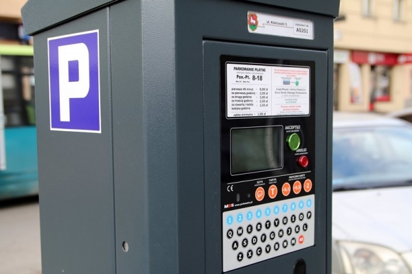 Zawieszenie opłat i kontroli w Strefie Płatnego Parkowania