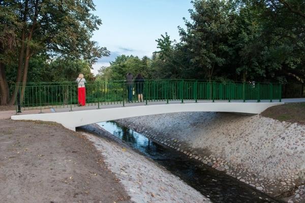 Przedłużenie terminu zamknięcia przejścia przez most przy stawie