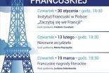 Klub Miłośników Kultury Francuskiej - odwołany