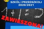 Gmina Lesznowola - rekrutacja na rok szkolny 2020/2021 - zawieszona