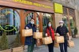 Społeczność wietnamska wspiera walkę z koronawirusem