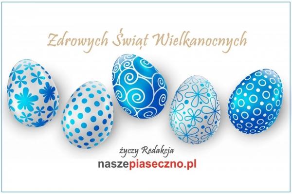Życzenia zdrowych i pogodnych Świąt Wielkanocnych