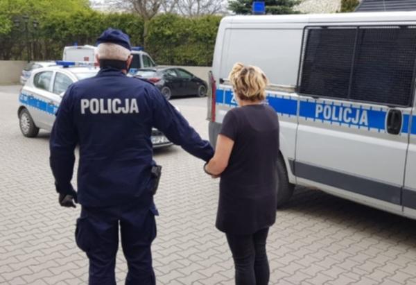 Cztery zatrzymania, trzy areszty za przemoc