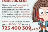Młodzieżowe Pogotowie Emocjonalne dla uczniów szkół powiatu piaseczyńskiego