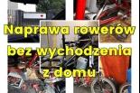 Naprawa rowerów i serwis sprzętu fitness / Dzwoń i siedź w domu / Serwis mobilny Piaseczno