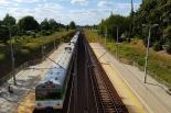 Konsultacje społeczne projektu dobudowy torów do Piaseczna