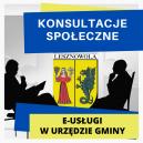 Gmina Lesznowola - E-usługi - konsultacje społeczne