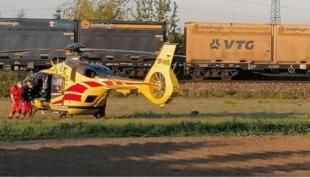 Apelujemy o pomoc w ustaleniu tożsamości ofiary wypadku kolejowego