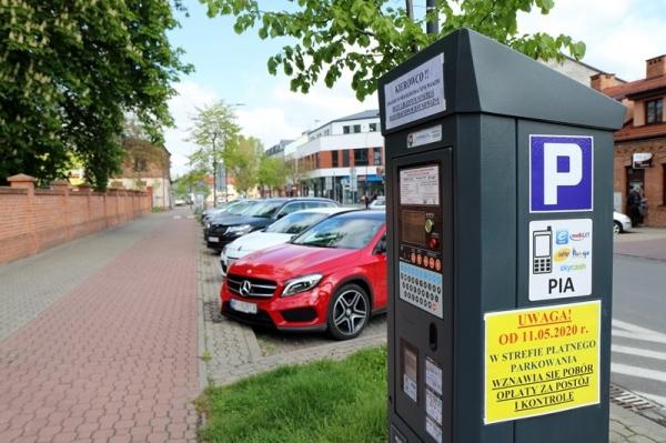 Strefa Płatnego Parkowania wznawia działanie