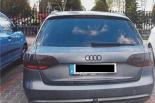 Audi skradzione w Szwecji wróci z Piaseczna do właściciela w Ystad