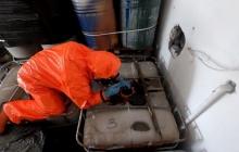 Ujawniono nielegalne składowiska odpadów chemicznych!