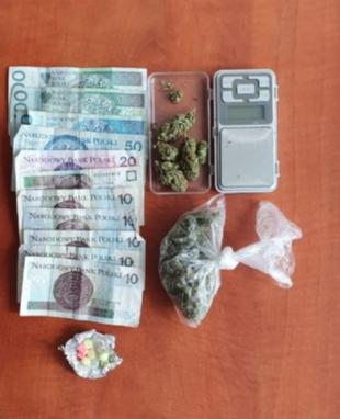 Kolejni zatrzymani za posiadanie narkotyków!