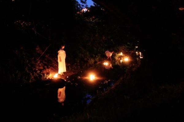 Żywa wystawa tradycji wokół Nocy Świętego Jana