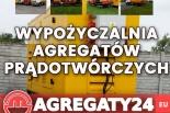 Wynajem przemysłowych agregatów prądotwórczych Piaseczno