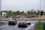 Utrudnienia drogowe w Warszawie podczas łączenia starej i nowej trasy S2